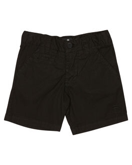 BLACK KIDS TODDLER BOYS ST GOLIATH SHORTS - 2802017BLK