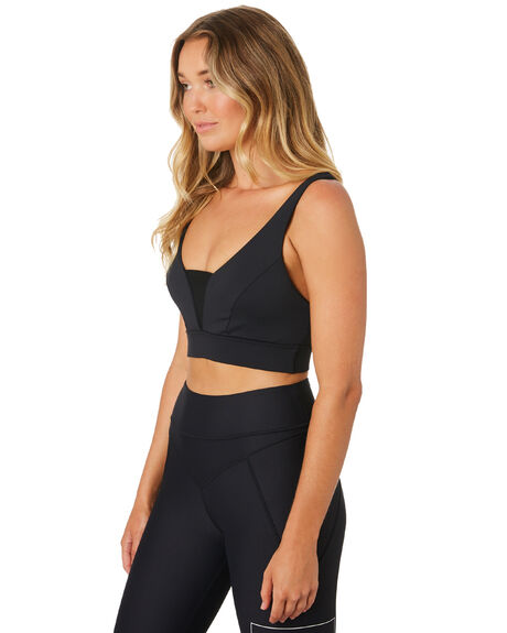 BLACK WOMENS CLOTHING ARCAA MOVEMENT ACTIVEWEAR - 1A006BLK