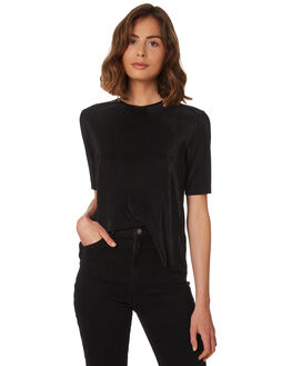 BLACK WOMENS CLOTHING THE FIFTH LABEL FASHION TOPS - 40181159BLK