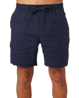 NAVY MENS CLOTHING ACADEMY BRAND SHORTS - 19S609NVY