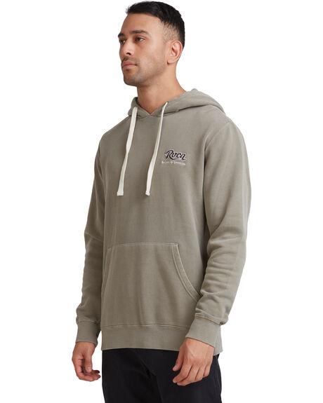 ALOE MENS CLOTHING RVCA HOODIES + SWEATS - RV-R117164-A28