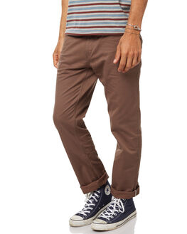 MUSHROOM MENS CLOTHING VOLCOM PANTS - A1111703MSH