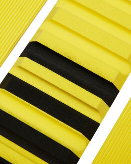 YELLOW BOARDSPORTS SURF JAM TRACTION TAILPADS - TPFB3PYEL