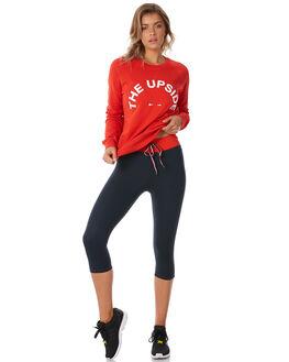 INDIGO WOMENS CLOTHING THE UPSIDE PANTS - UPL1812IND