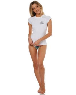 WHITE SURF RASHVESTS BILLABONG WOMENS - 6772001WHT