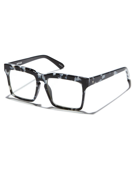BLACK MARBLE UNISEX ADULTS VALLEY SUNGLASSES - S0329BLKMB