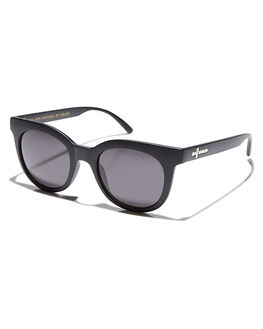 BLACK GREY UNISEX ADULTS CRAP SUNGLASSES - 162R01GGBLKGY
