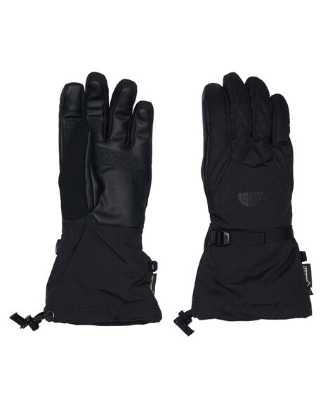 TNF BLACK BOARDSPORTS SNOW THE NORTH FACE GLOVES - NF0A334CJK3BLK