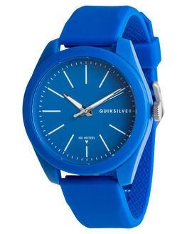 OLYMPIAN BLUE MENS ACCESSORIES QUIKSILVER WATCHES - EQYWA03022BQZ0