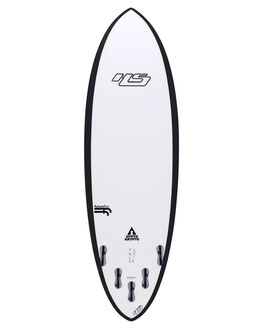 CLEAR BOARDSPORTS SURF HAYDENSHAPES GSI PERFORMANCE - NZHS-HYPTOFCSV-CLR