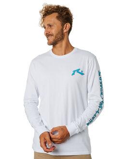 WHITE MENS CLOTHING RUSTY TEES - TTM2127WHT