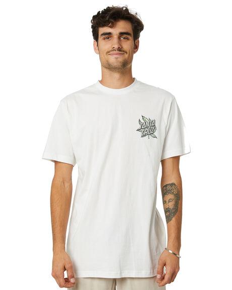 OFF WHITE MENS CLOTHING SANTA CRUZ TEES - SC-MTD0745OFFWHT