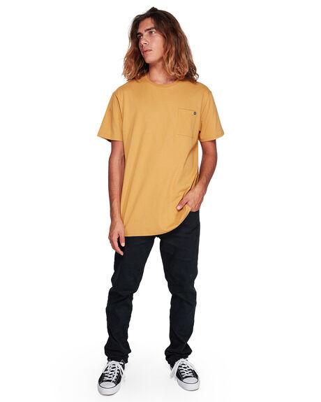GOLD MENS CLOTHING BILLABONG TEES - BB-9562046-GOL