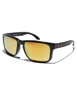 POLISHED BLACK PRIZM MENS ACCESSORIES OAKLEY SUNGLASSES - 0OO9417-1059