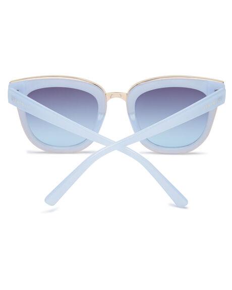 BABY BLUE WOMENS ACCESSORIES SEAFOLLY SUNGLASSES - SEA2010210BBLU