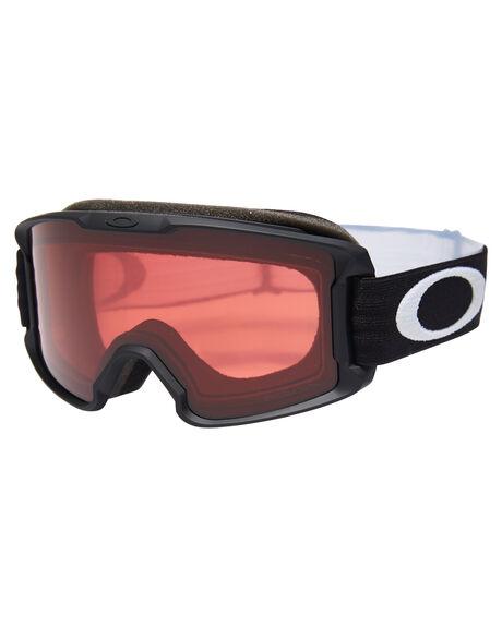 BLACK PRIZM ROSE BOARDSPORTS SNOW OAKLEY GOGGLES - OO7095-04MBLK