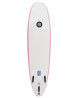RASPBERRY SURF SOFTBOARDS GNARALOO GSI BEGINNER - GN-SOFT-0800-RS