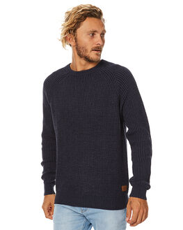 INDIGO MENS CLOTHING SWELL KNITS + CARDIGANS - S5162146IND