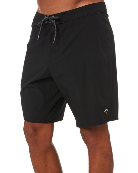 BLACK MENS CLOTHING LOST BOARDSHORTS - LBO-20401-BLK