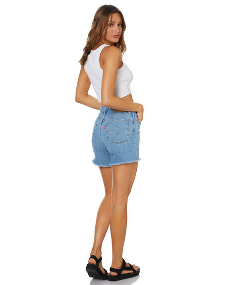 SANSOME MIDDAY WOMENS CLOTHING LEVI'S SHORTS - 29961-0020