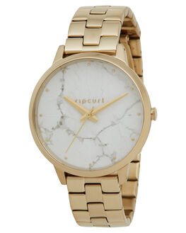 GOLD WOMENS ACCESSORIES RIP CURL WATCHES - A3046G0146