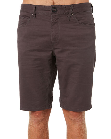 ASPHALT BLACK MENS CLOTHING VOLCOM SHORTS - A0911708ASB