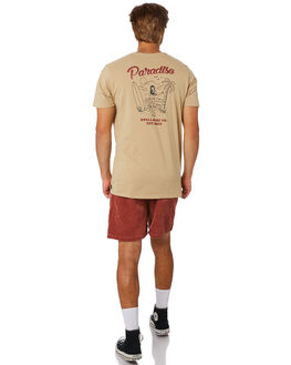 TAN MENS CLOTHING SWELL TEES - S5202024TAN