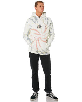 WHITE MENS CLOTHING VOLCOM JUMPERS - A4111901WHT