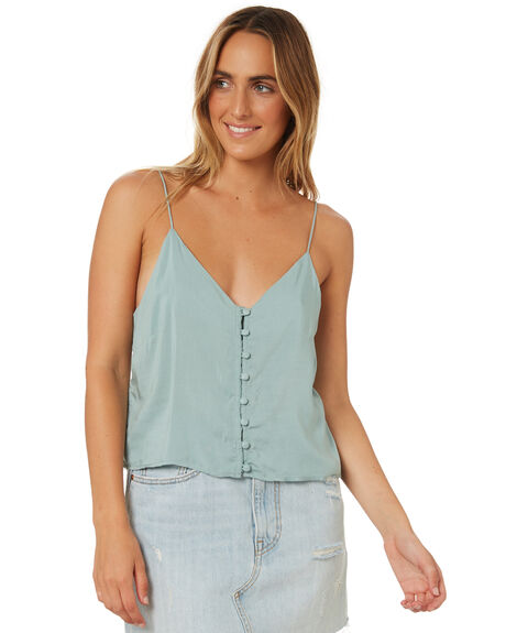 MINT WOMENS CLOTHING ALL ABOUT EVE FASHION TOPS - 6403007MINT
