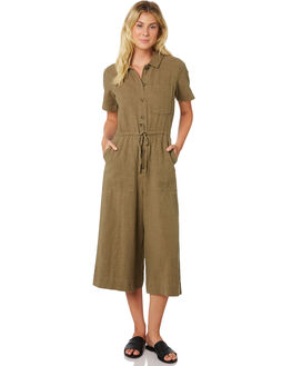 PRARIE WOMENS CLOTHING RUSTY PLAYSUITS + OVERALLS - MCL0295PRA