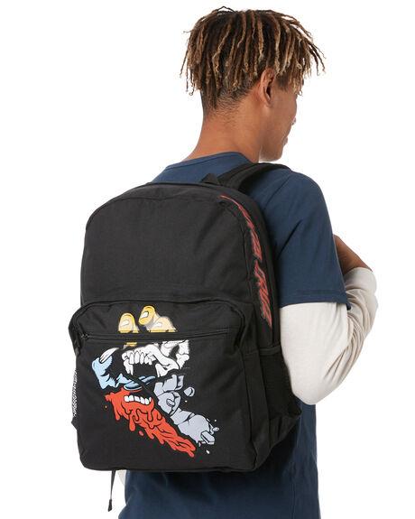 BLACK KIDS BOYS SANTA CRUZ BAGS + BACKPACKS - SC-YAC0450BLK