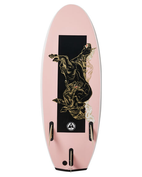 WHITE BOARDSPORTS SURF CATCH SURF SOFTBOARDS - ODY54-WELWHI