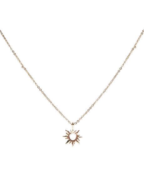 GOLD WOMENS ACCESSORIES SWELL JEWELLERY - S8212561GOLD
