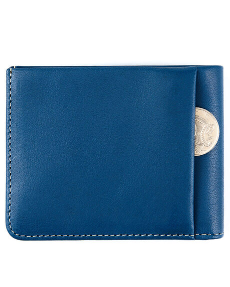 BLUE MENS ACCESSORIES STATUS ANXIETY WALLETS - SA2193BLU