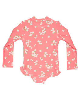 SUNKIST PINK KIDS GIRLS SEAFOLLY SWIMWEAR - 15636T-147SUNKP