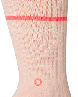 PINK WOMENS CLOTHING STANCE SOCKS + UNDERWEAR - W556A19RADPNK