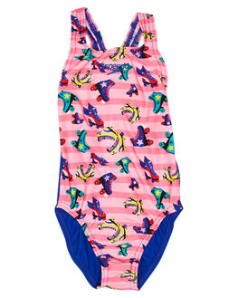 ROLLER WORLD SPEED OUTLET KIDS SPEEDO CLOTHING - 42896-7610MUL