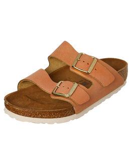 SEA COPPER WOMENS FOOTWEAR BIRKENSTOCK FASHION SANDALS - 1012901SCOP