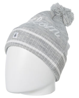 HEATHER GREY WOMENS ACCESSORIES VOLCOM HEADWEAR - K5851908HGR