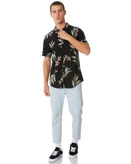 BLACK MENS CLOTHING BILLABONG SHIRTS - 9581204BLK