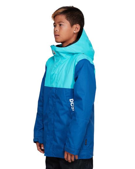 MONACO BLUE BOARDSPORTS SNOW DC SHOES KIDS - EDBTJ03029-BYC0