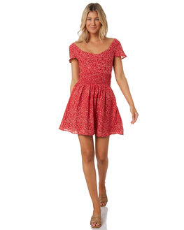 HOLIDAY VINE WOMENS CLOTHING THE HIDDEN WAY DRESSES - H8202452HOLVN
