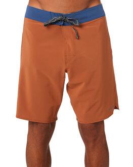 SISU BROWN MENS CLOTHING PATAGONIA BOARDSHORTS - 86695SIBR