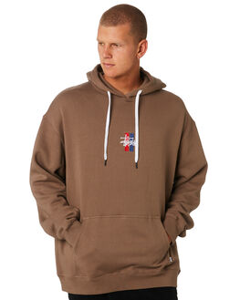 CARIBOU MENS CLOTHING STUSSY JUMPERS - ST081200CARIB