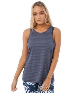 DRESS BLUES WOMENS CLOTHING ROXY ACTIVEWEAR - ERJKT03401BTK0