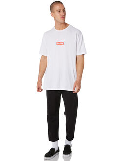 BLACK MENS CLOTHING GLOBE PANTS - GB01836002BLK