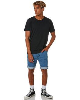 APOLLO MENS CLOTHING A.BRAND SHORTS - 813664710