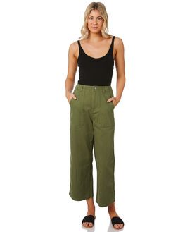 CADET GREEN OUTLET WOMENS RIDERS BY LEE PANTS - R551700ME5