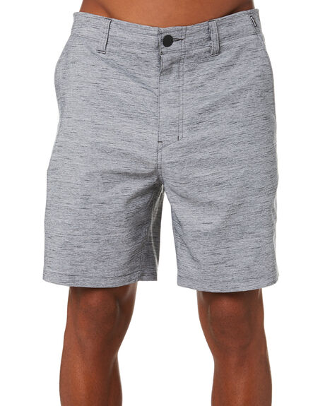 DARK SMOKE GREY MENS CLOTHING HURLEY SHORTS - CT1446079