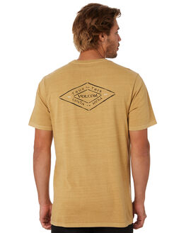 BRONZE MENS CLOTHING VOLCOM TEES - A5212070BRZ